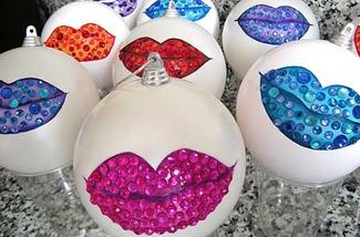 Fashion Kerstballen