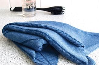Blog: Gebreide handdoeken