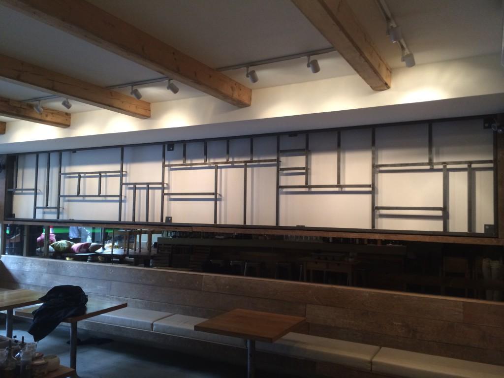 Restaurant styling interieurstylist for Accessoire de restaurant