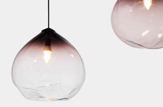 Blog: Glazen hanglamp