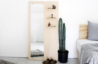 Grond spiegel maken