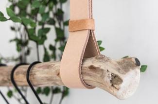Hangend kledingrek maken