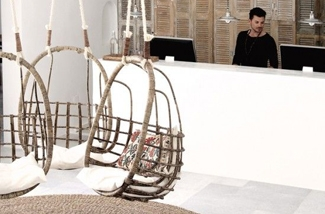 Blog: HANGING CHAIRS