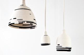 Blog: Hanglamp van touw
