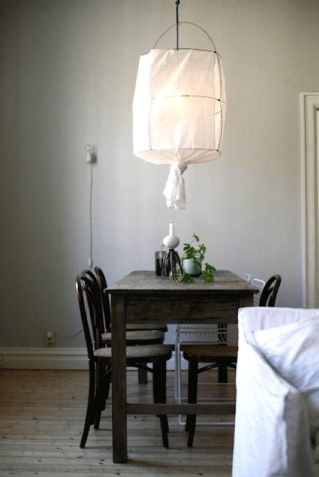 zelf een hanglamp met stoffen kap maken inspiraties showhome