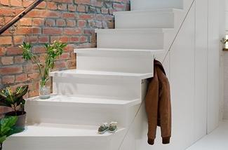 Het trappenhuis