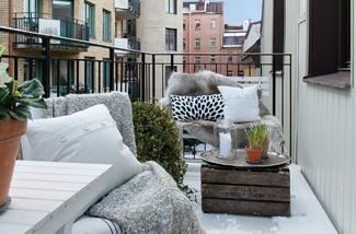 Blog: Wintertuin & terras styling