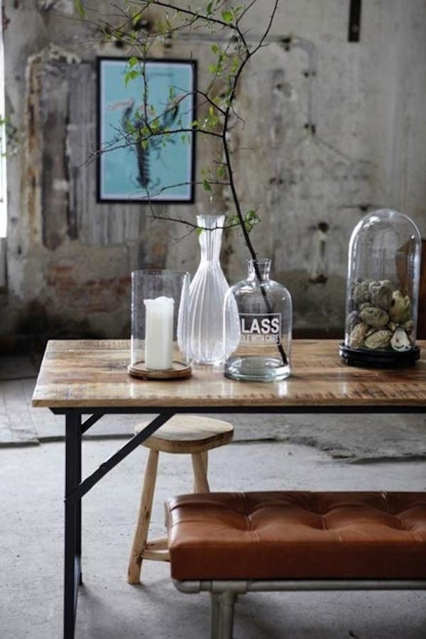 Ontdek je woonstijl industrieel inspiraties for Living accessoires