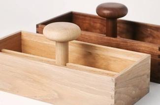 Houten toolbox