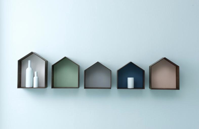 Huis aan de wand inspiraties - Muur niche ...