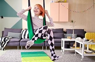 Blog: Circus bij Ikea
