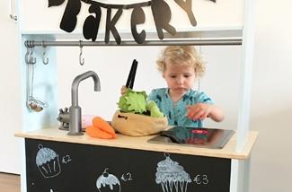DIY Ikea Duktig keukentje pimpen