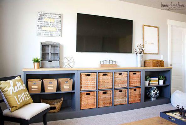 Tv Kast Ikea : Ikea hack u maak je eigen maatwerk tv meubel inspiraties