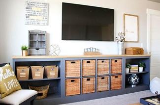 Ikea hack – maak je eigen maatwerk tv-meubel