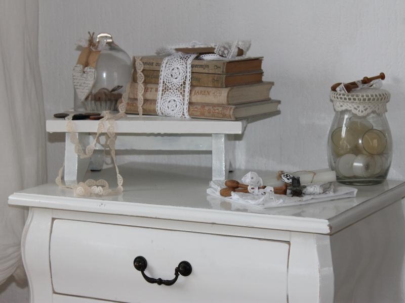 Brocante interieur - Decoratie volwassen kamer romantisch ...