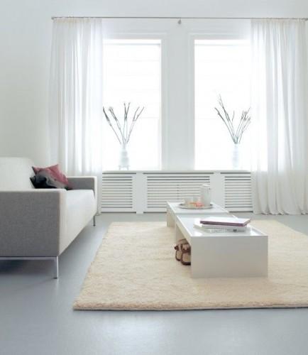 Ombouw voor je radiator inspiraties for Gamma cando vensterbank