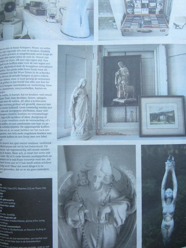 Binnenkijken interieur: Brocanteneo in de krant - Dagblad van het Noorden