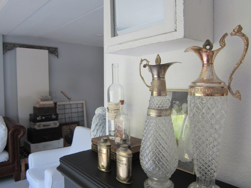 Brocanteneo woonkamer interieur for Interieur stijlen