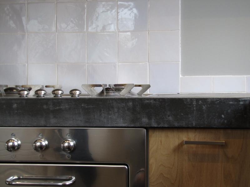 Landelijk strakke keuken interieur for Landelijk strak wonen