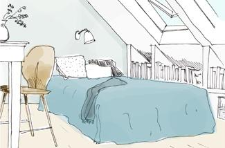 In 5 stappen van rommelzolder naar slaapverdieping