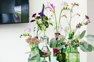 Blog: Interieur en bloemen