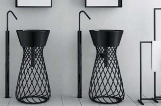 Italiaanse design Wastafel