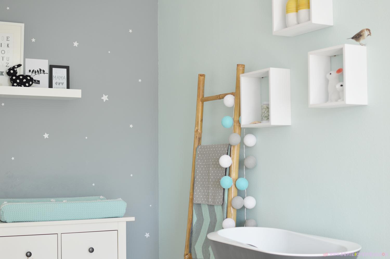 Babykamer inspiraties - Witte muur kamer ...