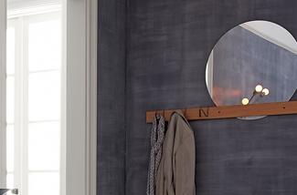 Blog: Kapstok en spiegel voor een kleine ruimte