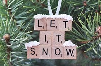 Blog: Kerstboomhangers maken