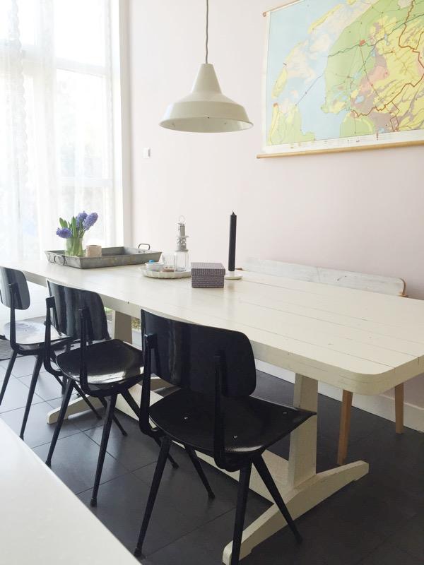 Binnenkijken in de keuken van ilse inspiraties - Ontwikkel een kleine woonkamer ...