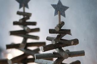 Blog: Kies voor een houten kerstboom