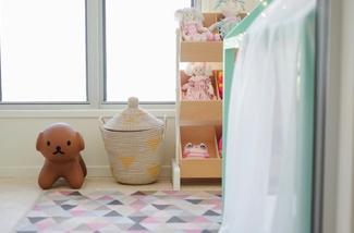 Kinderkamers met kleur