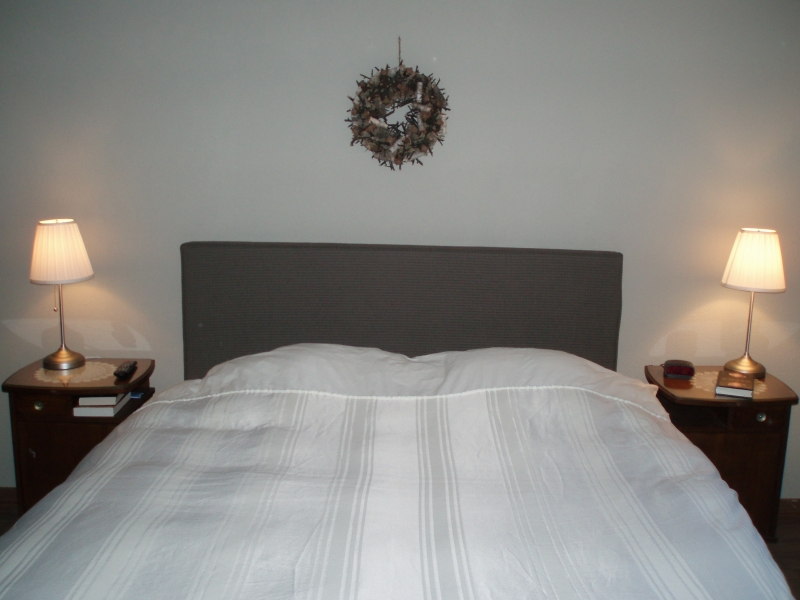 drie gezellige slaapkamers interieur showhomenl
