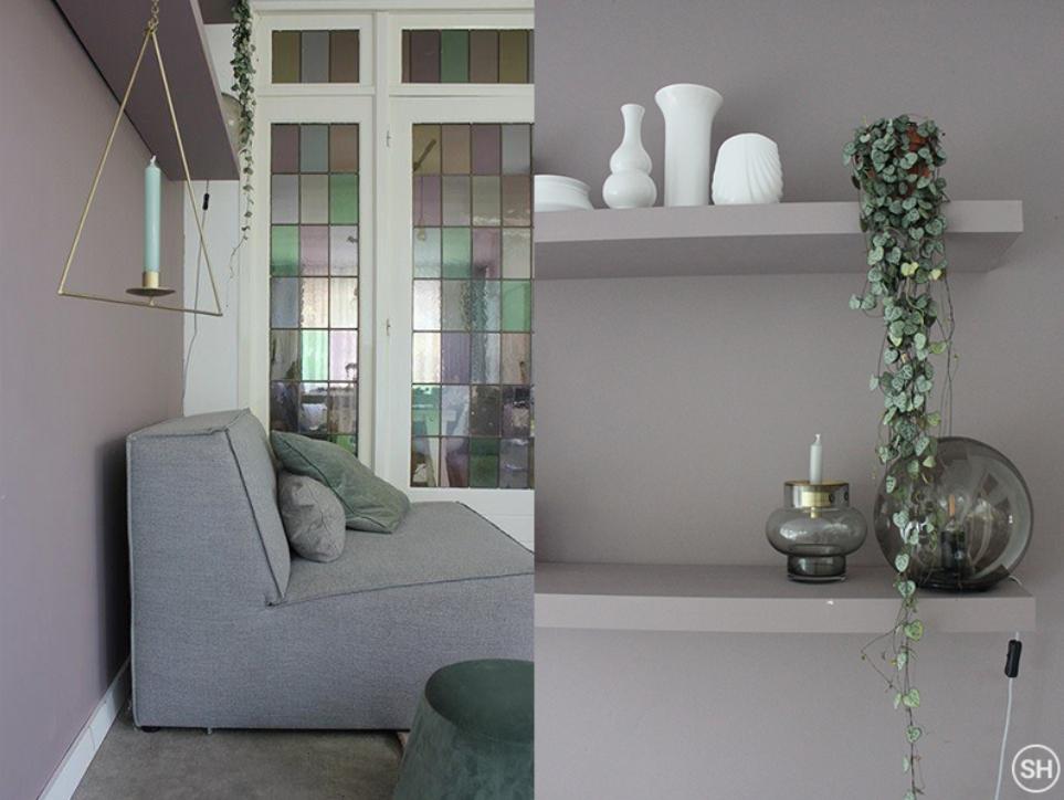 Trendkleuren in huis iets voor jou? inspiraties showhome.nl