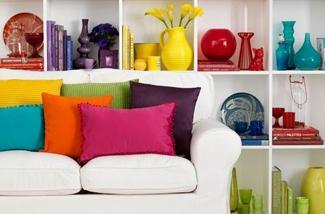 Blog: Kleurrijk interieur