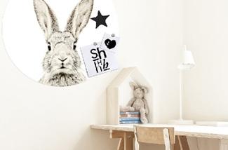 konijntjes & paashazen voor in huis
