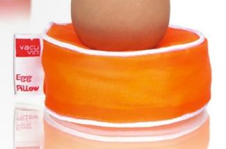 Trendy eierdop