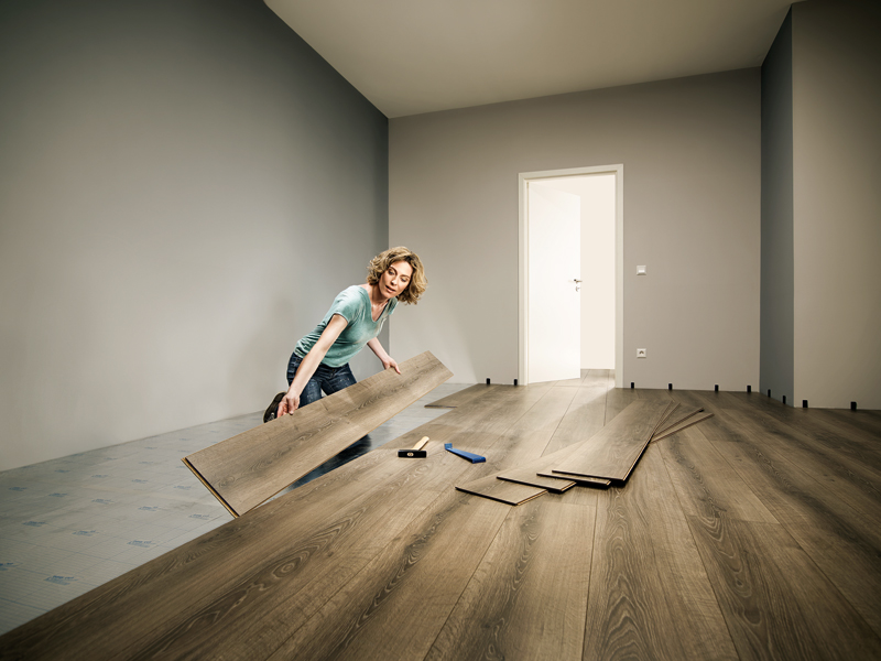 Laminaat Leggen Slaapkamer : Goedkope vinyl vloer pvc over laminaat leggen luxe in de