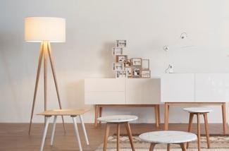Blog: Lamp op drie poten