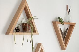 Blog: Leuke wandplankjes zelf maken