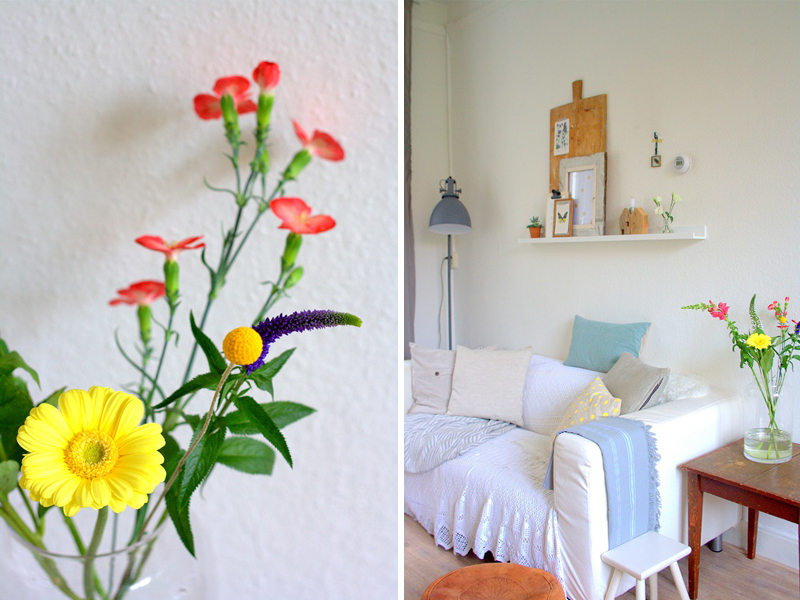Losse bloemen - Inspiraties - ShowHome.nl