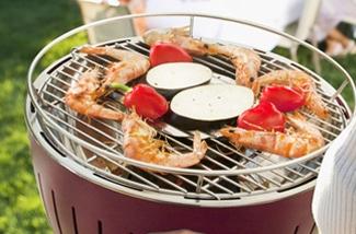 Rookvrij barbecueen
