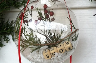 Blog: Maak je eigen kerstballen
