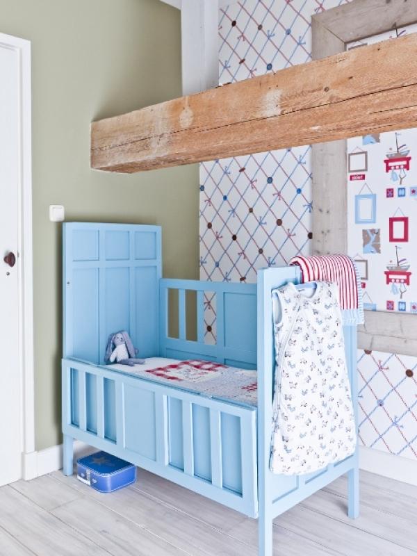 Kinderkamers saense sjans landelijk stoer interieur for Stoer landelijk