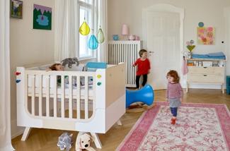 Een echte meiden kamer inspiraties - Modulaire kamer ...