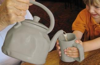 Doe mee en win een Grandpa teapot!