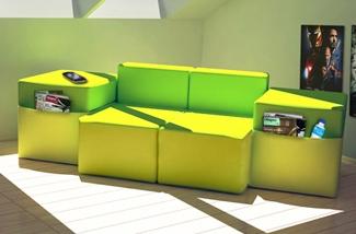Multiplo... multifunctioneel meubilair