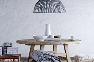nieuwe grijze meubels