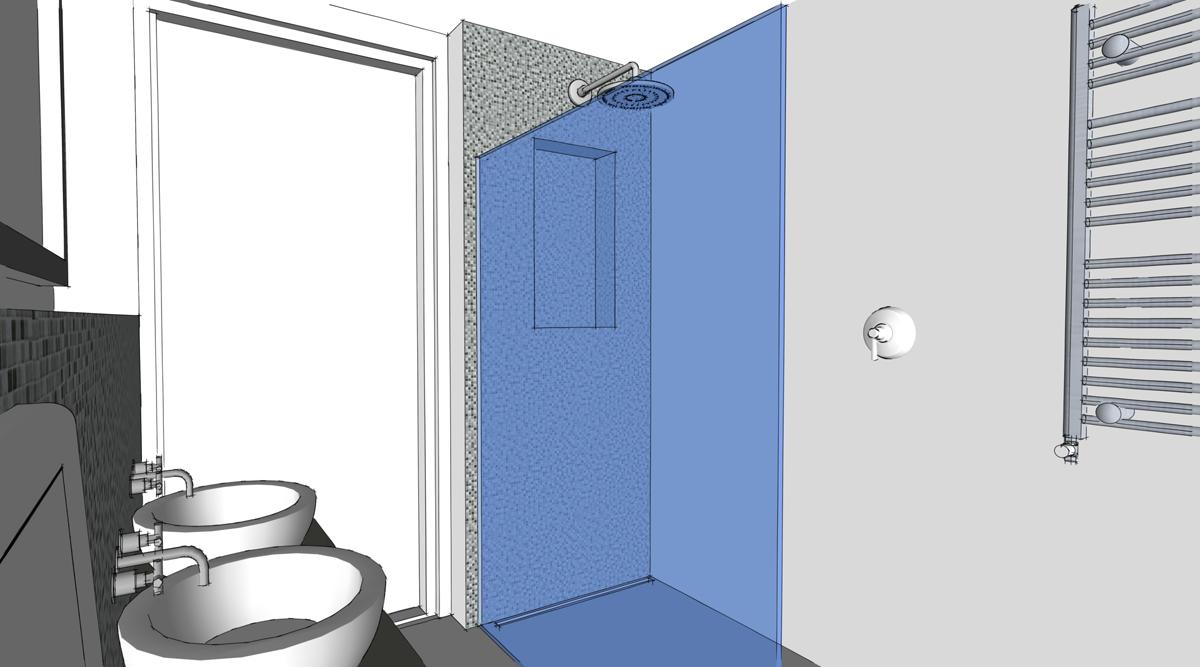 Ontwerp badkamer Doetinchem - Interieurstylist - ShowHome.nl