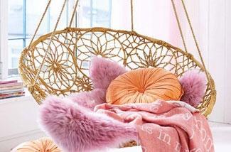 Oranje interieur inspiratie